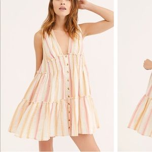 FP do it again mini dress